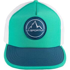 La Sportiva Trail Trucker Cap opal/aqua